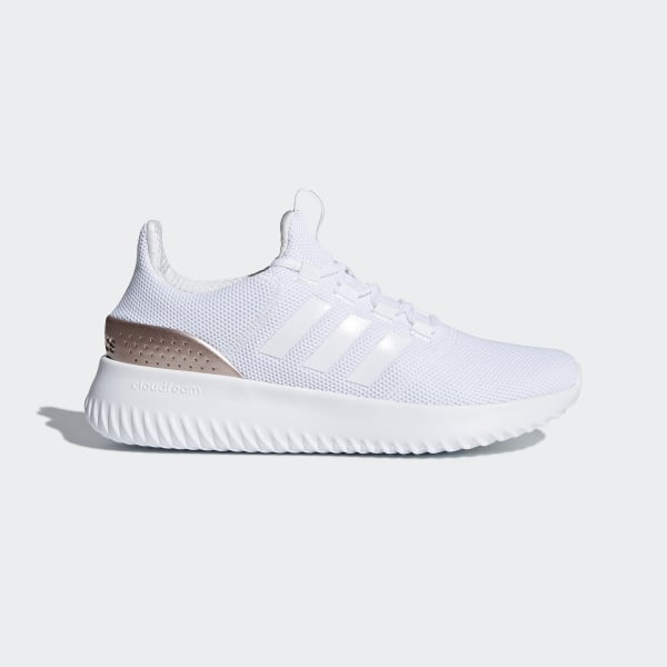 c40971279c6 Cloudfoam Ultimate Shoes Cloud White   Cloud White   Grey DB1791