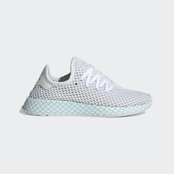 adidas Deerupt Runner Schuh Weiß | adidas Deutschland