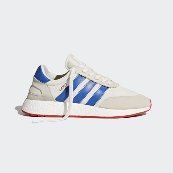 official photos 62b05 b7a34 Chaussure I-5923 Beige   Blue   Core Red BB2093