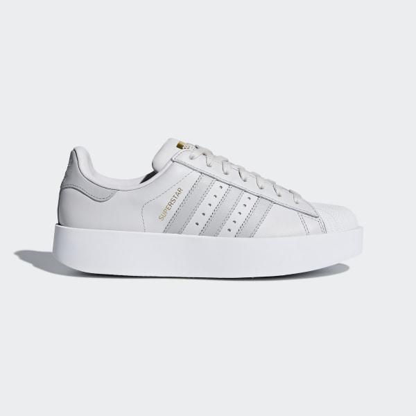 separation shoes 5e041 455b7 adidas Tenis Superstar Bold Platform - Gris | adidas Mexico