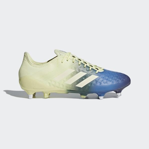 9535be65340 adidas Predator Malice Control Soft Ground Boots - Yellow | adidas Finland