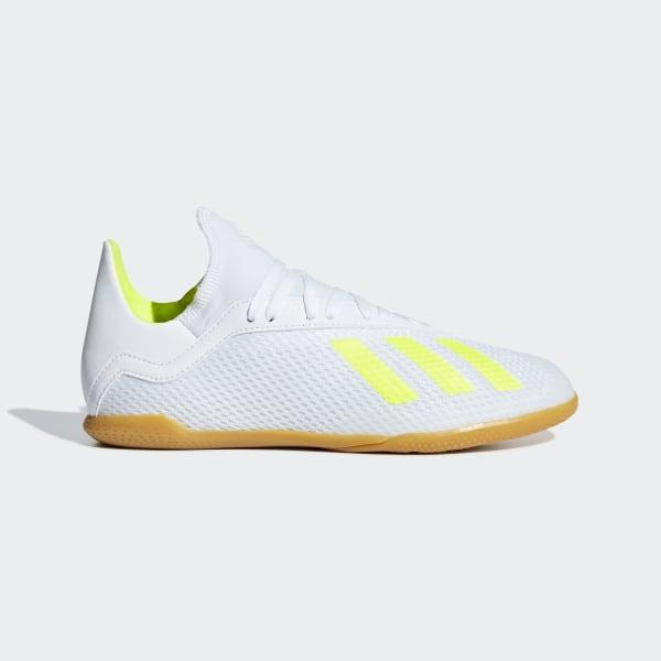 adidas X Tango 18.3 IN Fußballschuh weiß | adidas Switzerland