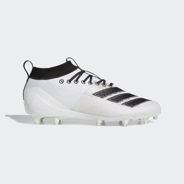 b038a028a Adizero 8.0 Cleats Cloud White / Core Black / Grey Six F35188