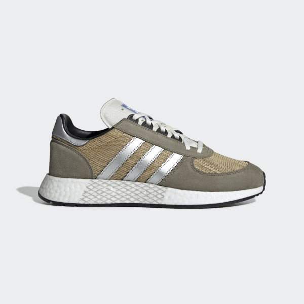 adidas Marathon Tech Shoes - Green | adidas UK