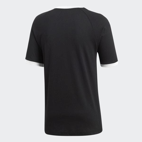 16d5965de92 adidas 3-Stripes T-shirt - zwart | adidas Officiële Shop