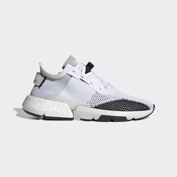 Zapatillas Hombre Outlet Adidas Originals POD S3.1 Blancas