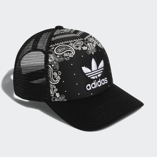 69db9bc8f adidas MENS ORIGINALS FOAM TRUCKER - Black | adidas US