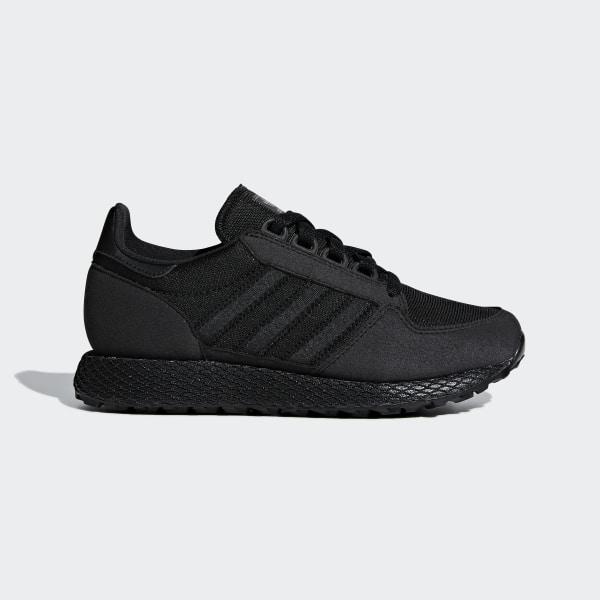 adidas Forest Grove Schoenen - zwart | adidas Belgium