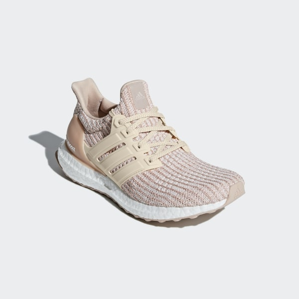 new product 1def2 c752c Ultraboost Shoes Ash Pearl   Linen   Clear Orange BB6497
