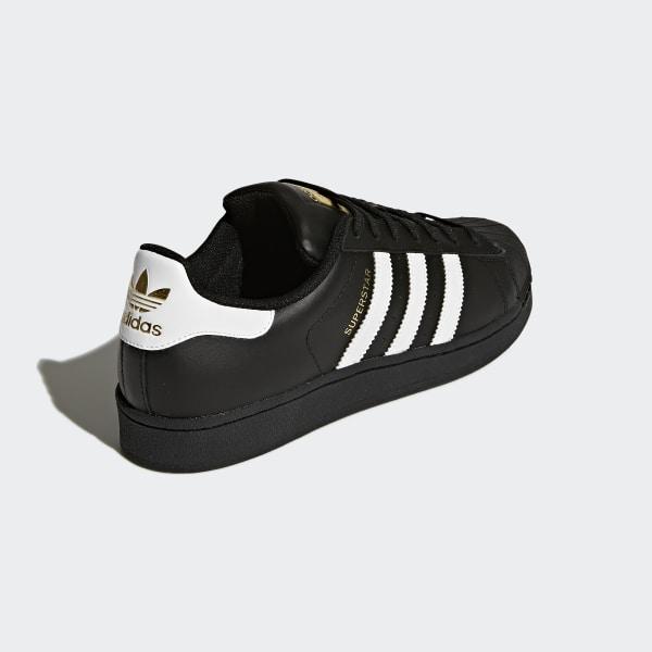 super popular 5d60b 122e8 Superstar Foundation Shoes Core Black   Footwear White   Core Black B27140