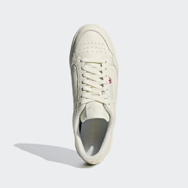 adidas Baskets Continental 80 BD7975 Off White Raw White