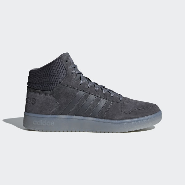 adidas originals hoops 2.0 gris homme