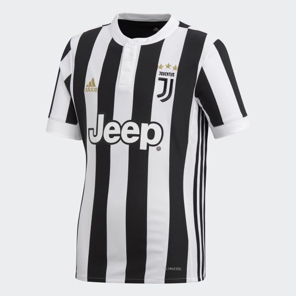 fbe658c82 Juventus Home Jersey White   Black AZ8703