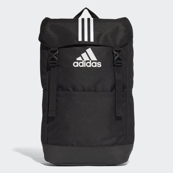 7681b06c00 adidas 3-Stripes Backpack - Black | adidas Australia