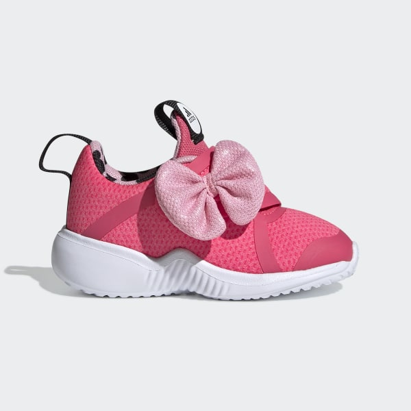 960a7bca FortaRun X Minnie Mouse sko Real Pink / Light Pink / Core Black G27186