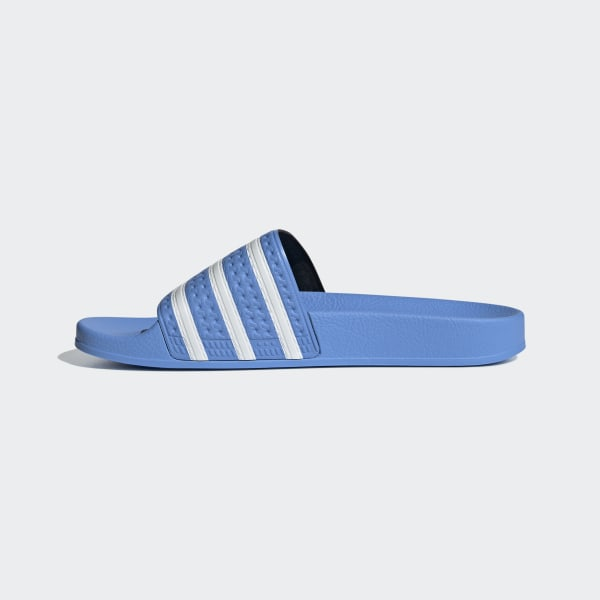 ADILETTE Sandales bleu
