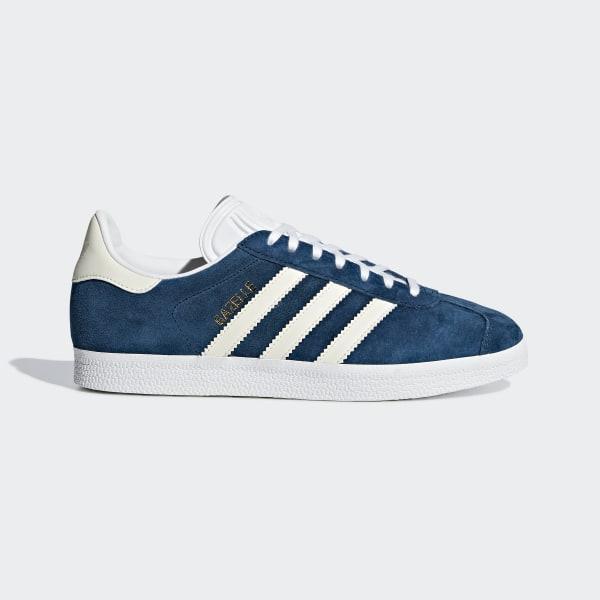 nouveaux styles d1605 0b9ee adidas Gazelle Shoes - Blue | adidas Australia