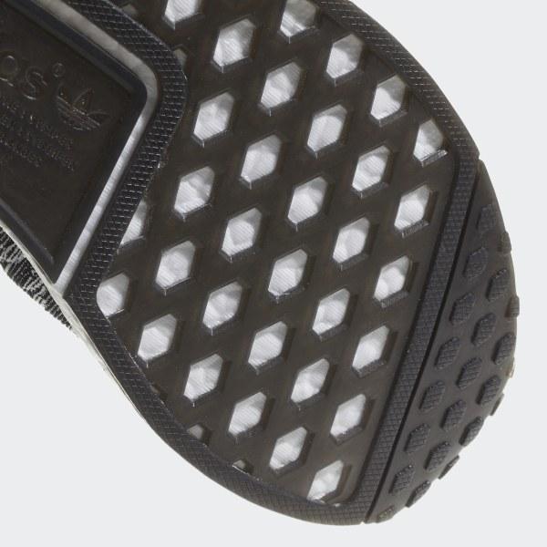 reputable site d6e51 d9ba5 adidas NMD_R1 Primeknit Shoes - Black | adidas Australia