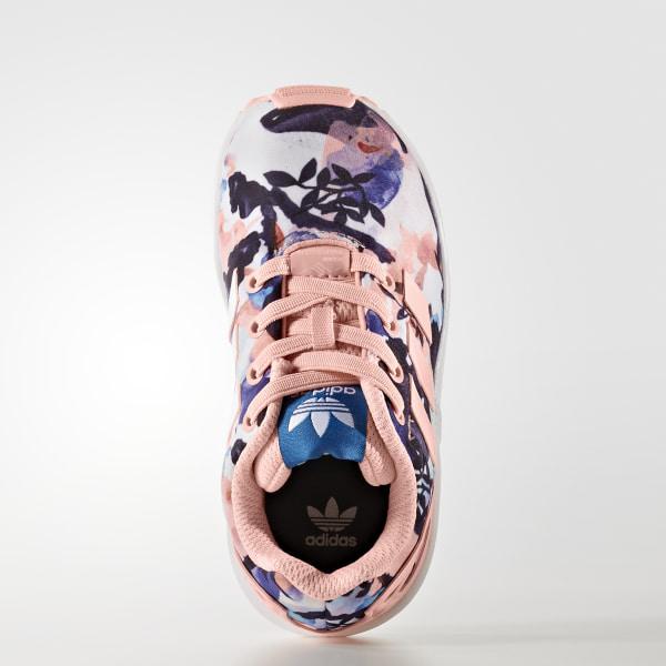 buy online 1cf7d c7d04 Zapatillas Originals ZX FLUX EL bebés - Rosado adidas | adidas Peru