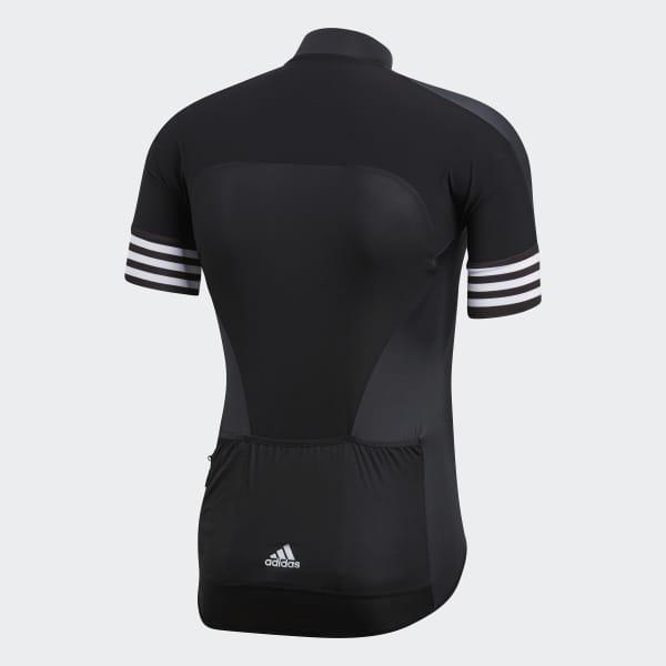 5a2c11faa475c adidas adistar Cycling Jersey - Black   adidas UK