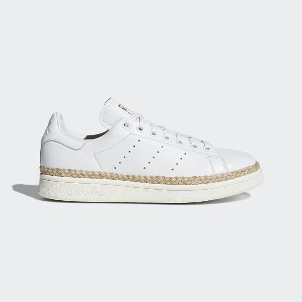 competitive price 71b90 5e89b adidas Stan Smith New Bold Shoes - White | adidas Australia