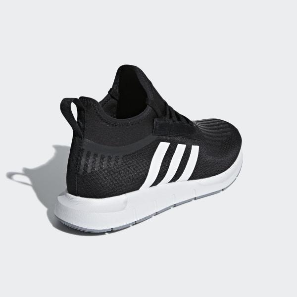 6944cbd9a5 Swift Run Barrier Shoes Core Black / Cloud White / Grey B37701