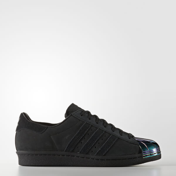 online retailer fd749 5fe32 adidas Women's Superstar 80s Metal Toe Shoes - Black | adidas Canada