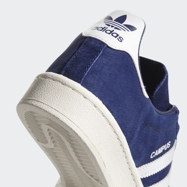 2562ff9583 Campus Shoes Dark Blue   Footwear White   Chalk White BZ0086