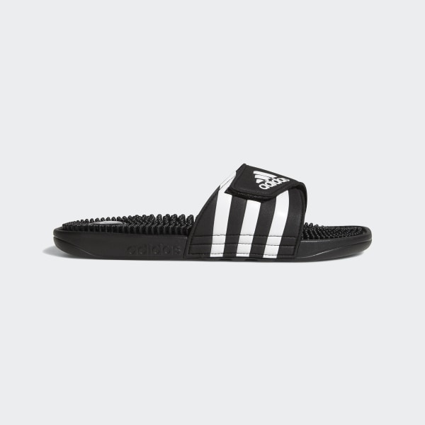 89b0a73121cc adidas Adissage Slides - Black