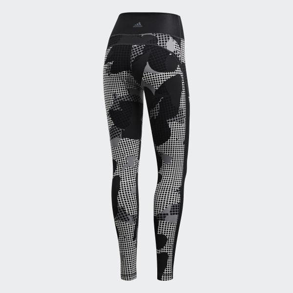 ac34fce2a14f22 adidas Believe This High Rise Leggings - Black | adidas UK