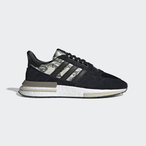 buy popular c5e32 78177 adidas ZX 500 RM Shoes - Black | adidas Ireland
