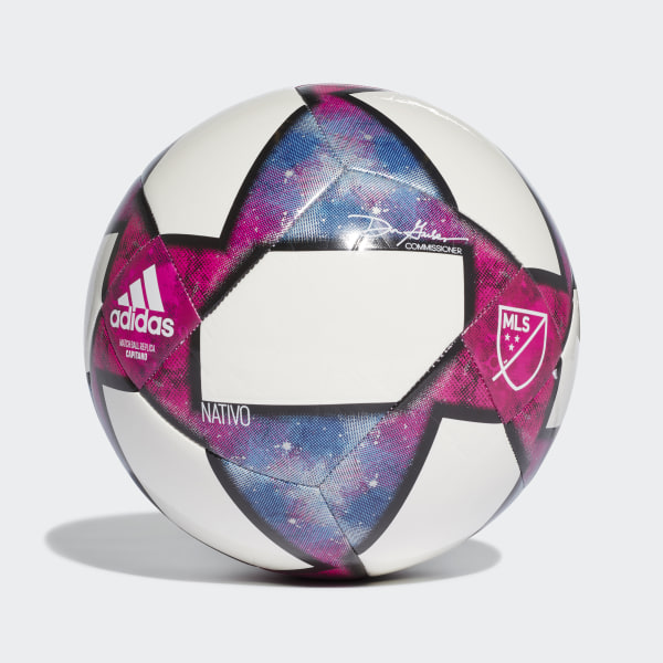 adidas MLS Capitano Ball White   adidas Canada