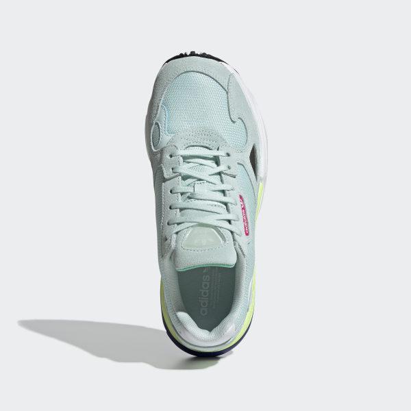 31b516ce06f adidas Falcon Shoes - Green | adidas US