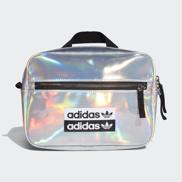 7d6f10fdb6 adidas Mini sac Airliner - argent | adidas Canada