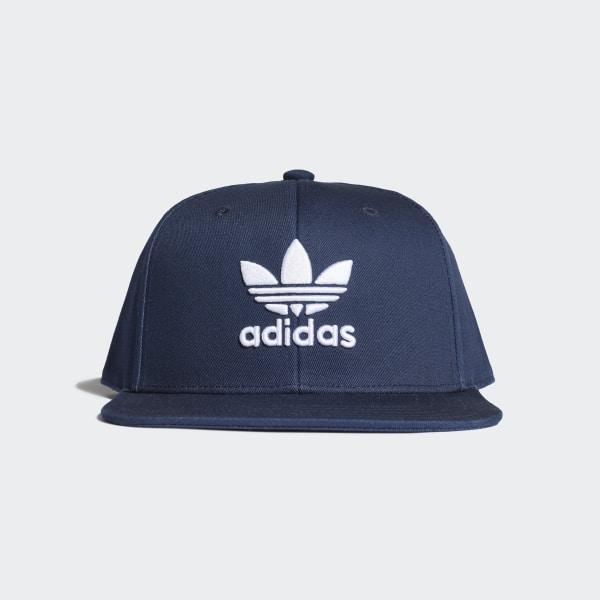 bc7028c4 adidas Snapback Trefoil Cap - Blue | adidas Canada