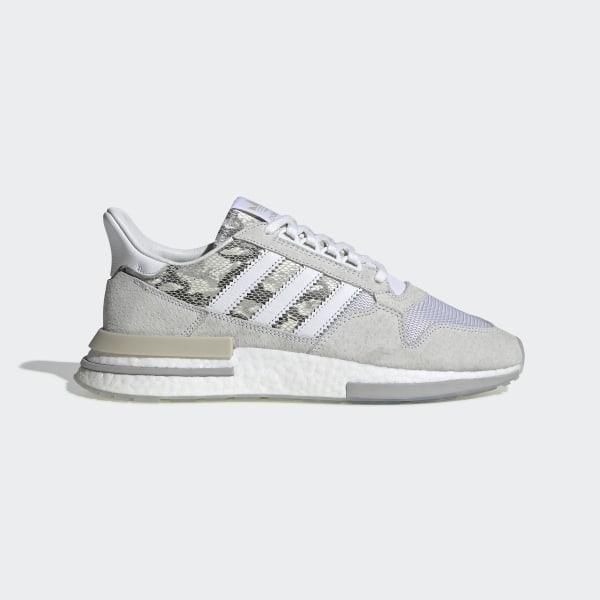 on sale 0cc1e ab420 adidas ZX 500 RM Shoes - Beige | adidas UK