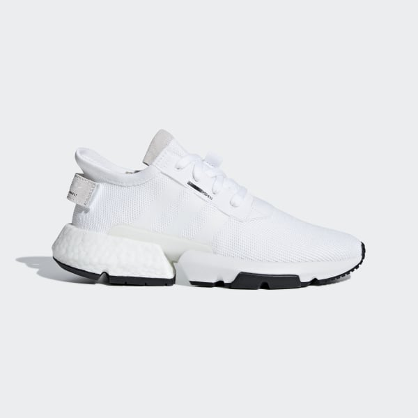 release date 471d0 435d8 POD-S3.1 Shoes Cloud White   Cloud White   Core Black B37459