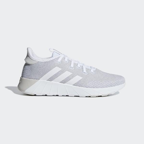 Sale Adidas Originals Questar X Byd Schuhe Damen Weiß Grau