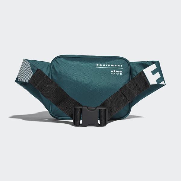 adidas originals eqt cross body bag in green ce5568