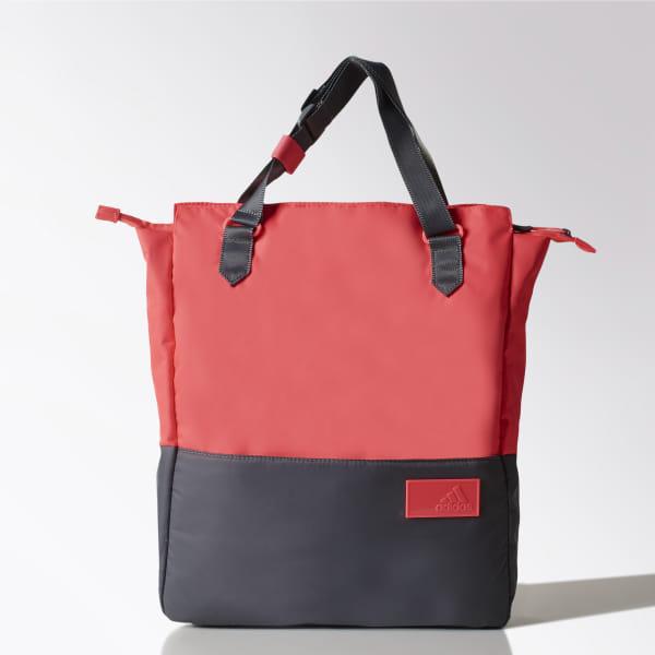 04f0723b3 Bolsa Shoulder Favourite Feminina VISTA GREY S15/FLASH RED S15/FLASH RED  S15 S24660