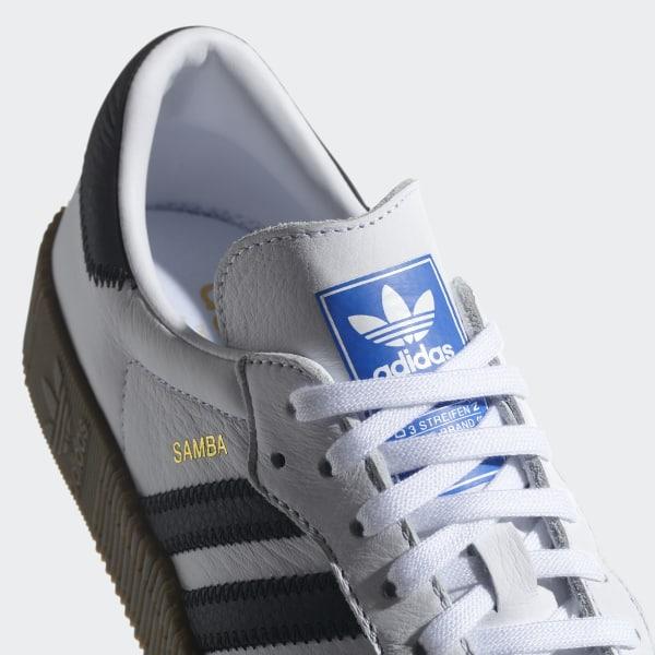 separation shoes 5ec33 dacb5 SAMBAROSE Shoes Cloud White   Core Black   Gum AQ1134