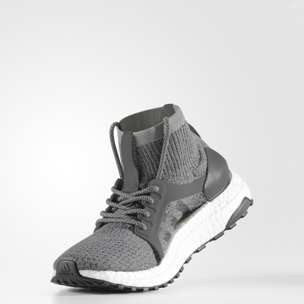 950bc95c5 UltraBOOST X All Terrain Shoes Grey Two / Grey Three / Grey S81117