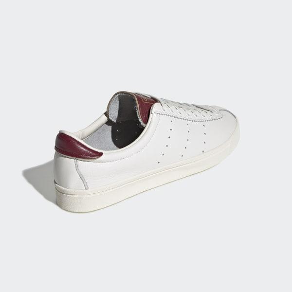 sale retailer d351a 60da3 Lacombe Shoes Beige   Collegiate Burgundy   Cream White DB3014