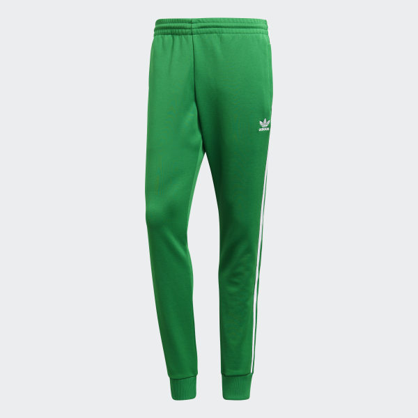 Adidas Originals SST Track Pants | Mineral Green :