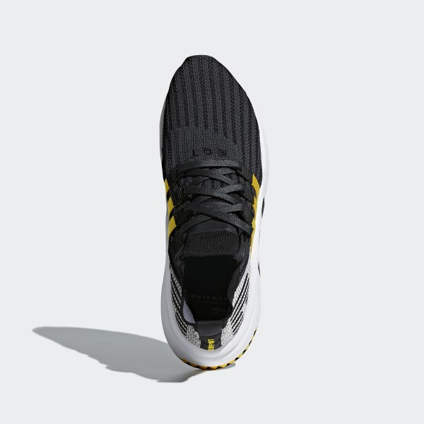 big sale 525e6 6e5d0 adidas EQT Support Mid ADV Primeknit Shoes - Black | adidas US