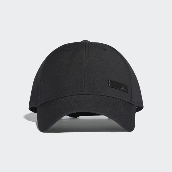 ecb467a796633 Czapka sześciopanelowa Classic Lightweight Black / Black / Black S98158