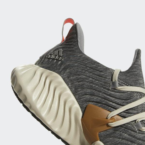 adidas Alphabounce Instinct Core Heather Running Schuhe