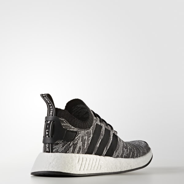 huge selection of b2603 7e133 adidas NMD_R2 Primeknit Shoes - Black | adidas US