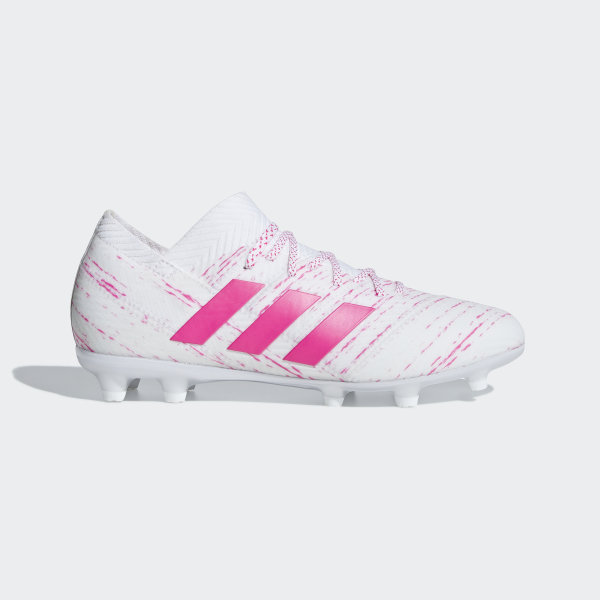 adidas vit rosa
