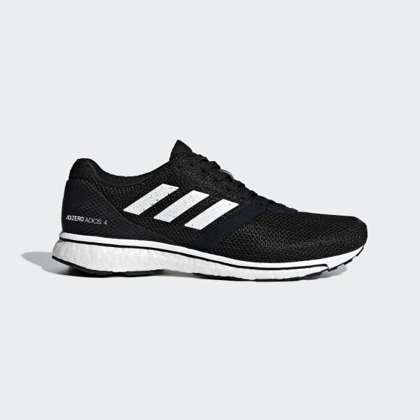 adidas Adizero Adios 4 Shoes - Black | adidas US